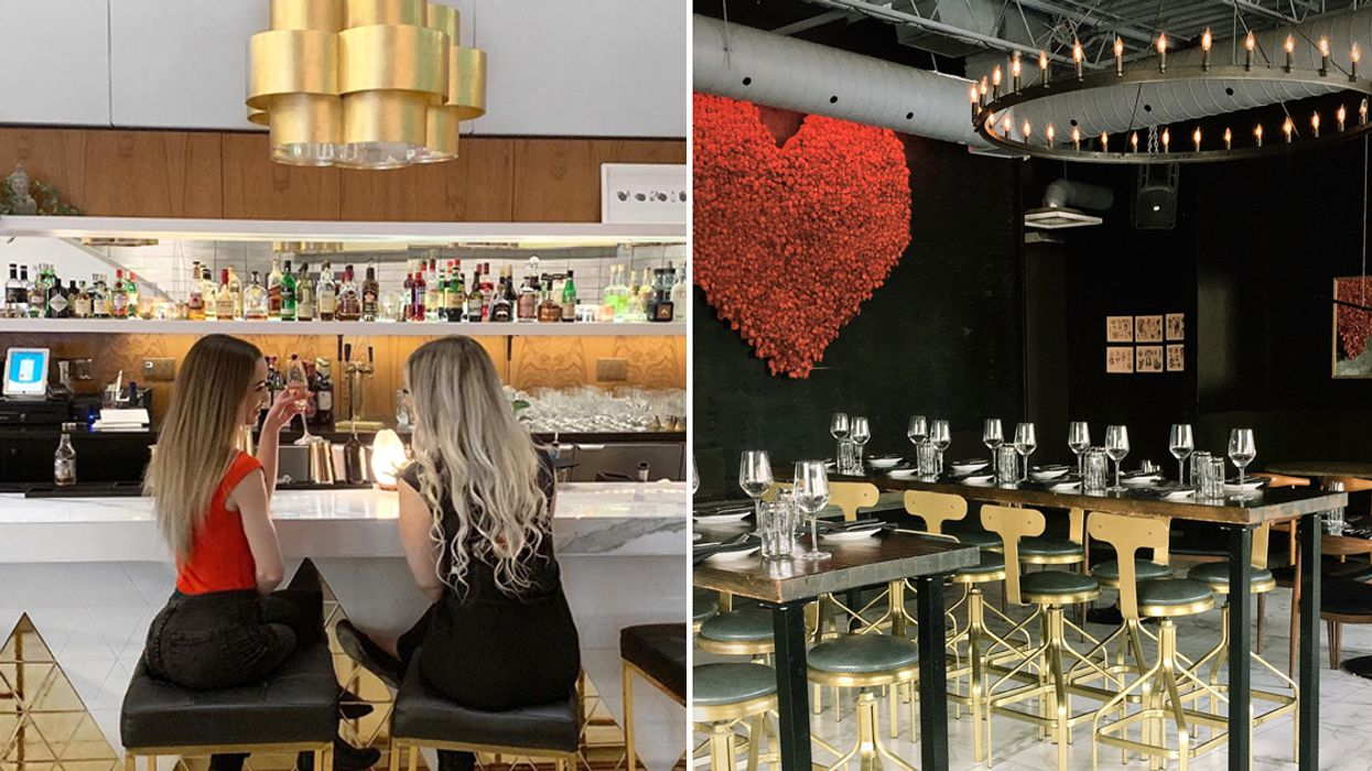 These Are The 21 Most Romantic Restaurants In Ottawa