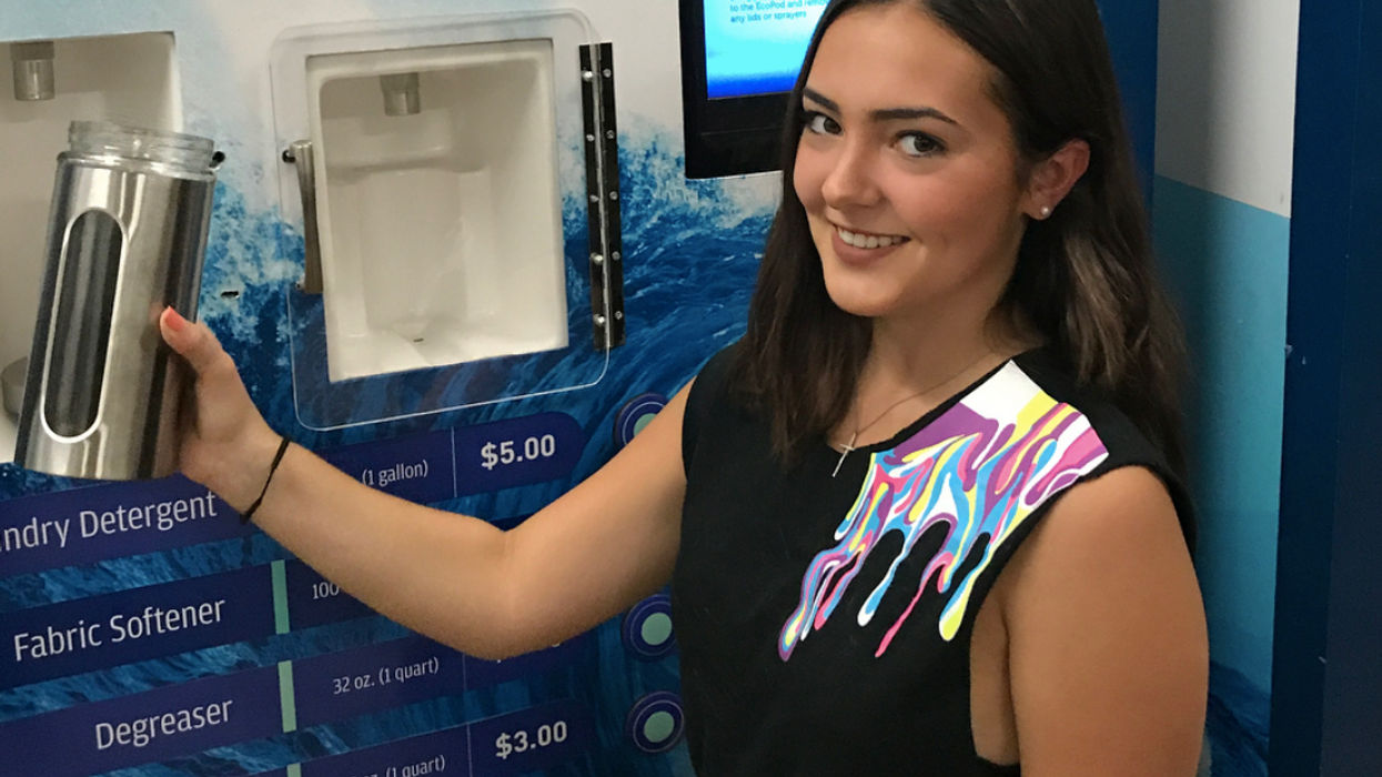 You Can Now Refill Your Cleaning Supply At This New Miami Store And Save Money