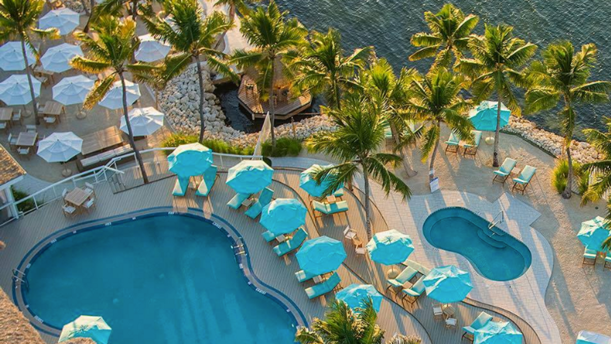 This New All-Inclusive Hotel In Florida Keys Will Make You Feel Like You're In The Caribbean