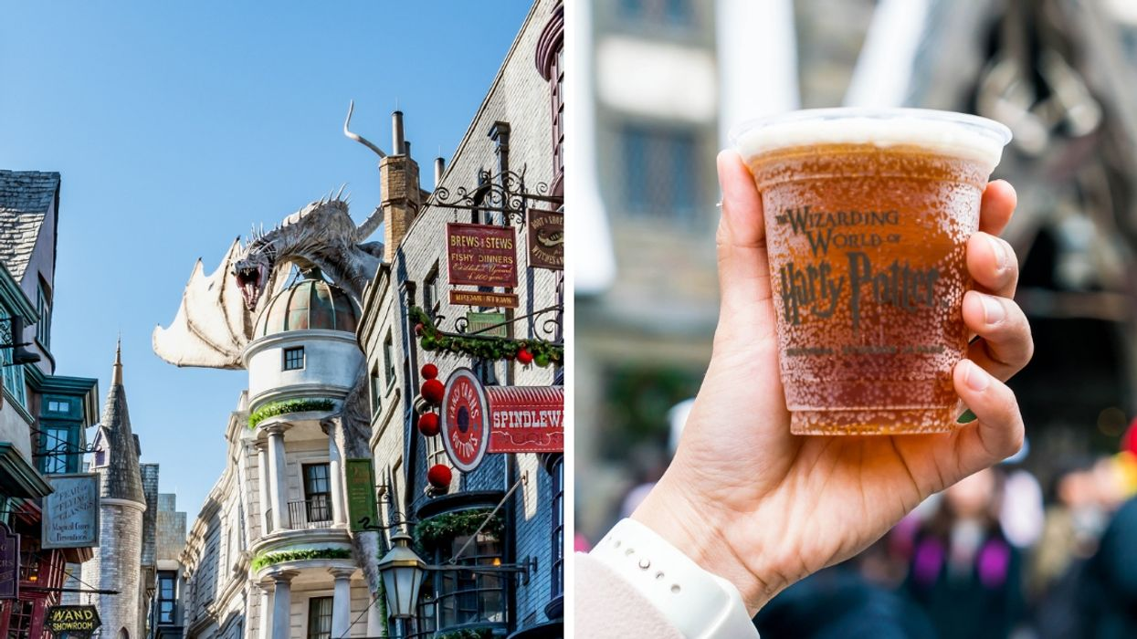 A Harry Potter-Themed Beer Festival Is Coming To These 9 Cities This Spring