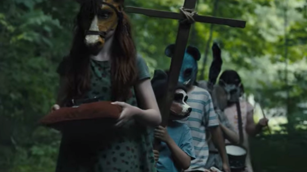 The Trailer For Stephen King's 'Pet Sematary' Just Dropped And It Looks So Much Scarier Than 'It'