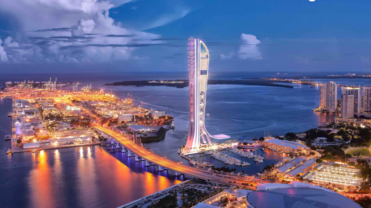 Miami Is Getting The Tallest Thrill Ride Tower In The World