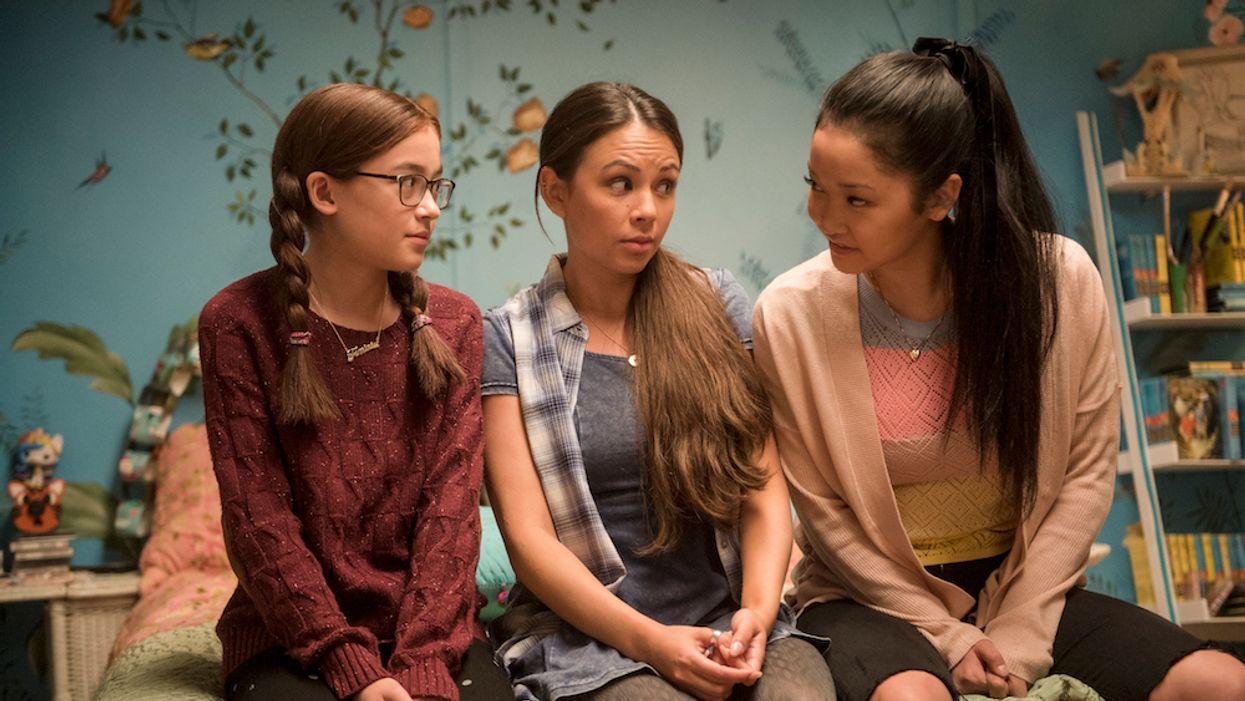 10 films d'amour quétaines sur Netflix à écouter avec tes chums de fille