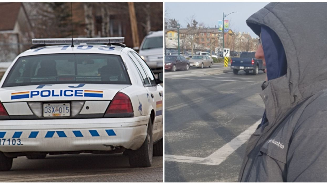 BC Police Are Now Disguising Themselves As Civilians To Catch Distracted Drivers In The Act (PHOTO)