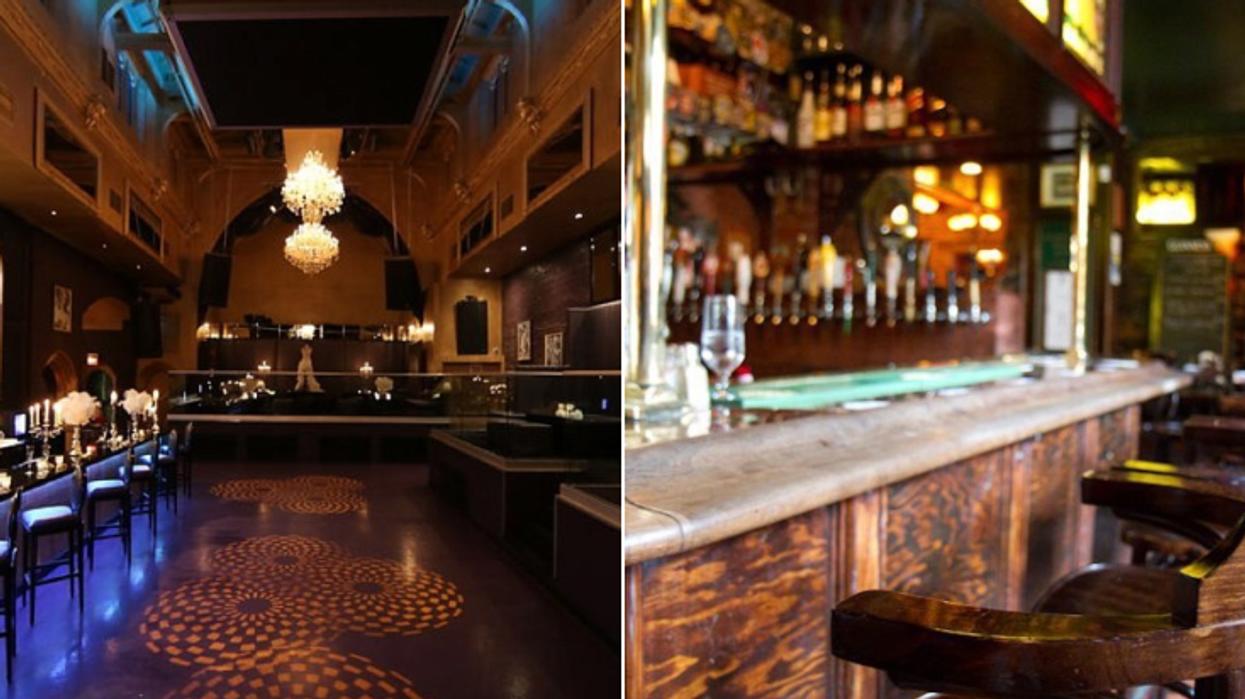 Tu peux maintenant faire une tournée des bars hantés de Montréal qui va te donner des frissons