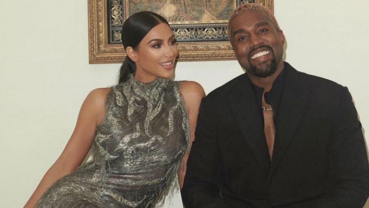 Kanye West Just Returned His $14 Million Christmas Gift To Kim Kardashian And The Reason Is Ridiculous
