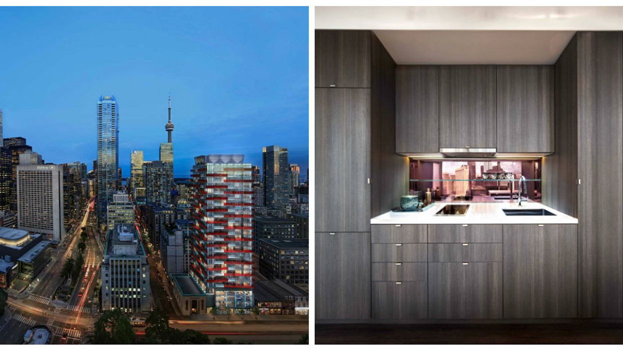 Toronto's Newest Condo Building Has Closet-Sized Apartments That Are Less 300 Square Feet