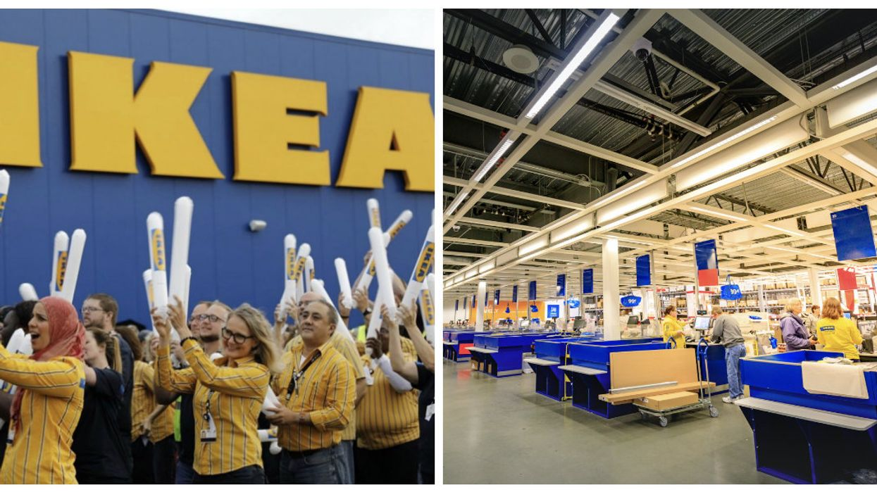 IKEA Canada Plans To Give Jobs To Hundreds Of Refugees At Their Stores Across The Country