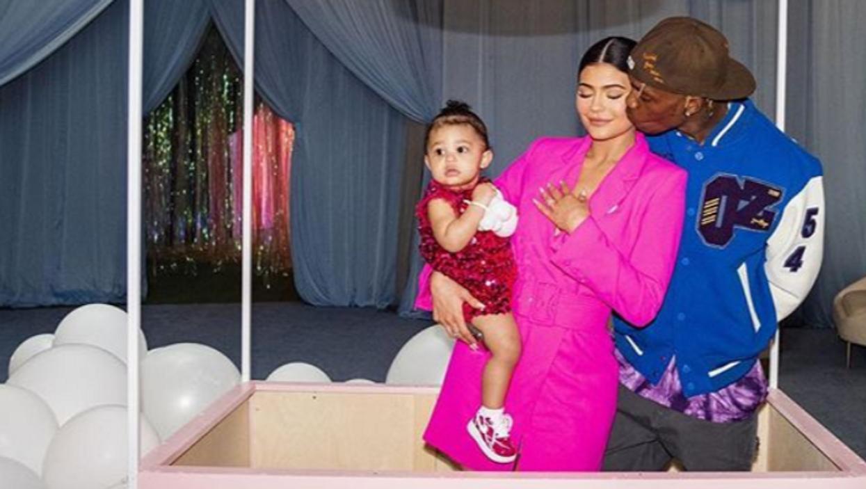 La fille de Kylie Jenner est officiellement l'enfant la plus gâtée au monde à son anniversaire