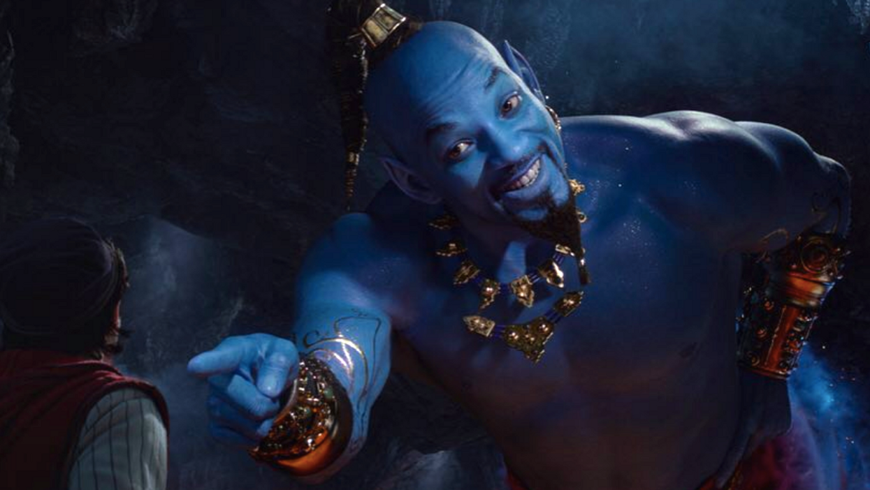 Will Smith Is Getting Absolutely Roasted For His Role In Disney's 'Aladdin' For This Major Reason