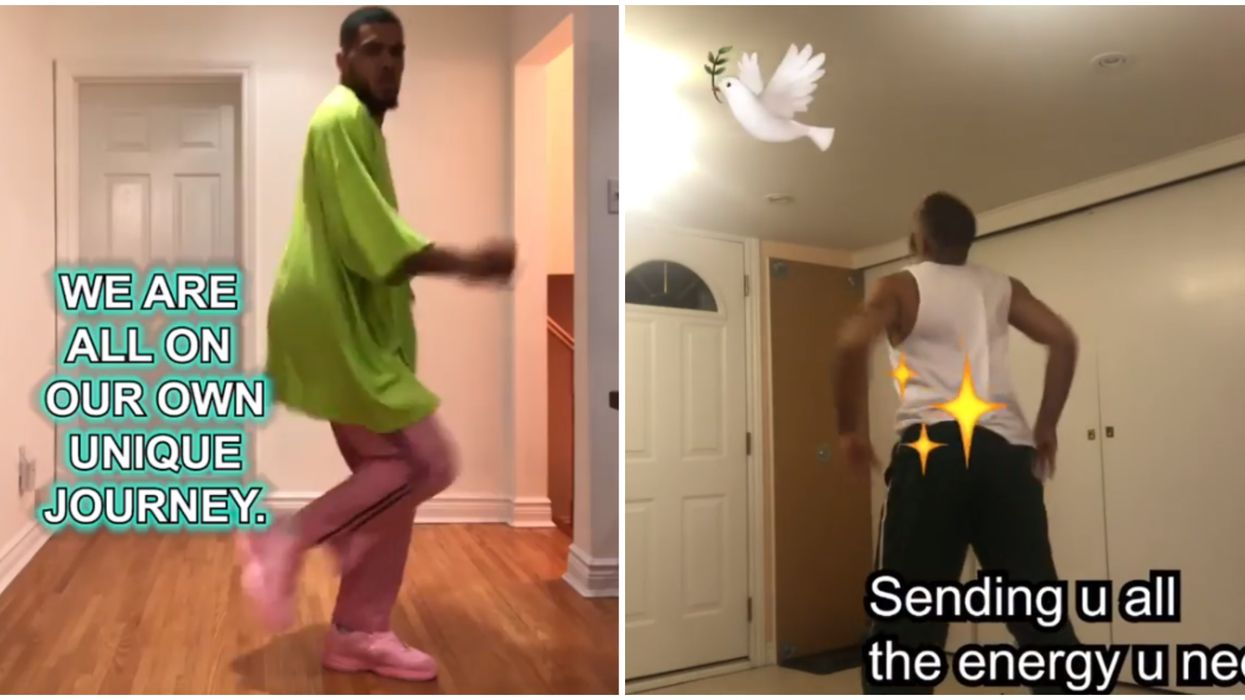This Man's Hilarious Viral Dance Videos Are The Most Uplifting Canadian Thing Ever