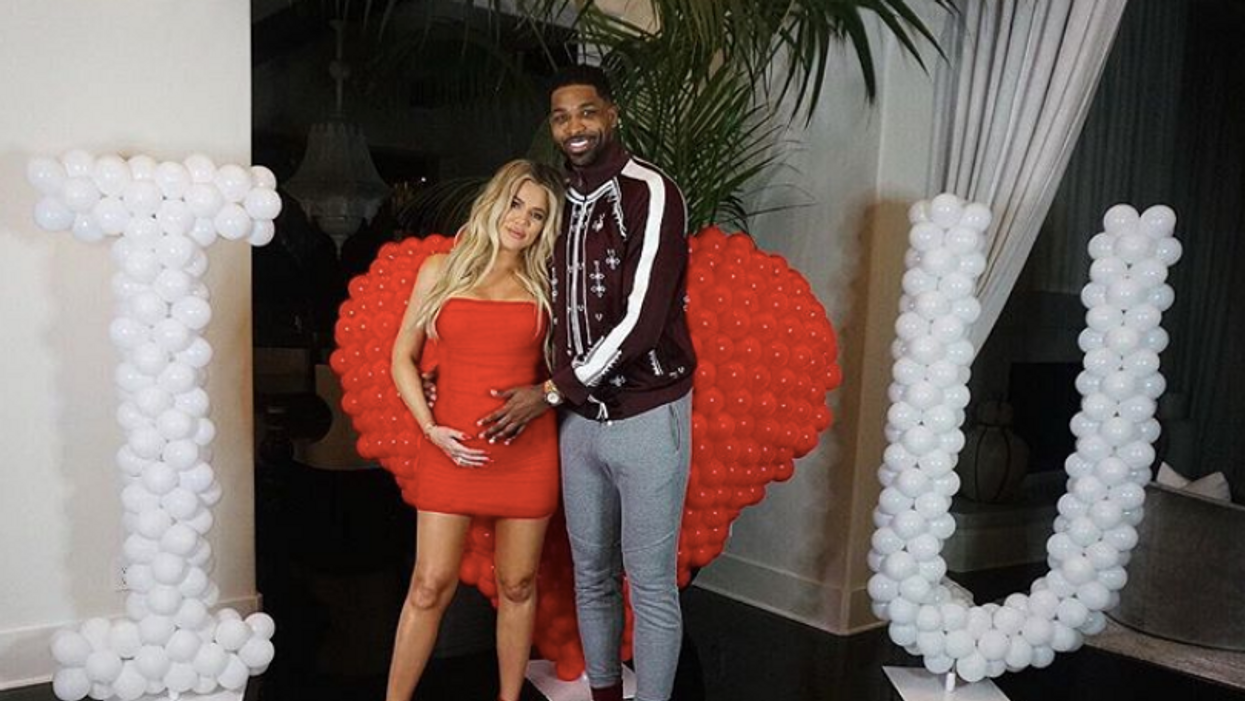 Fans Think Khloe Kardashian And Tristan Thompson Broke Up And They Actually May Be Right