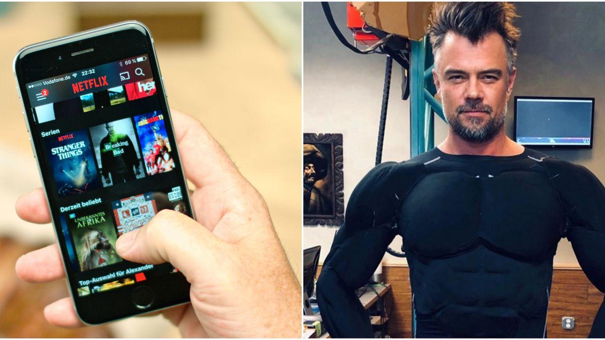 Netflix Is Releasing A New Superhero Series Starring Josh Duhamel
