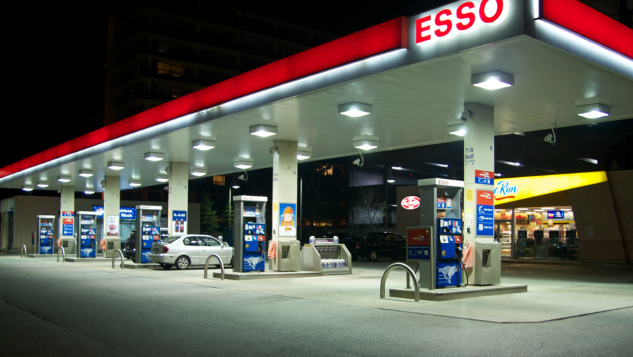 Gas Prices In Ontario Are Set To Go Up Significantly At Midnight Tonight