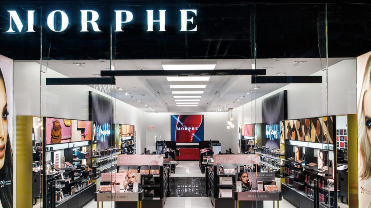 Morphe Cosmetics Will Be Opening More New Stores Across Canada