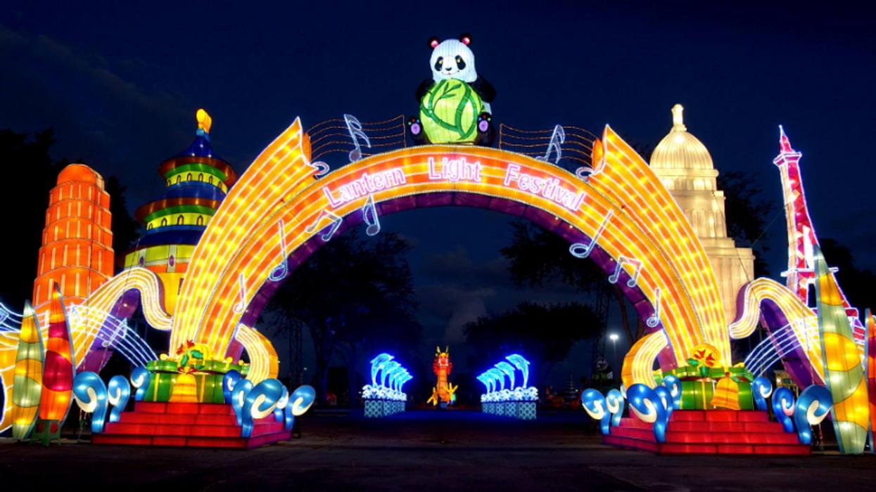 A Magical 'Lantern Light Festival' Will Light Up The Jacksonville Sky Next Month