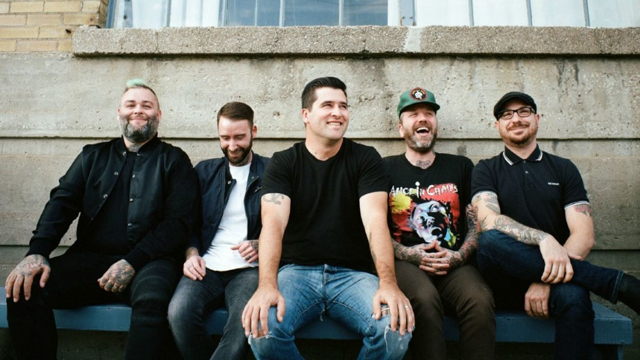 Alexisonfire Will Be Reuniting For A Show In Toronto This Summer