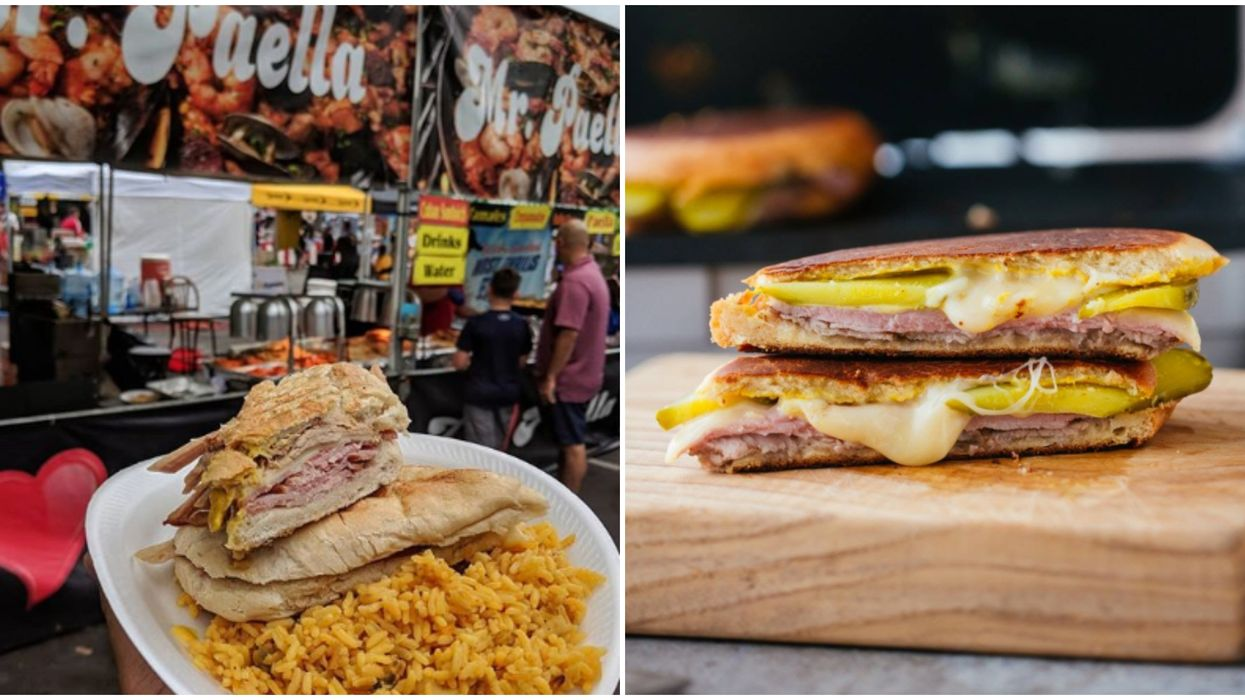 Florida Is Hosting A Worldwide Cuban Sandwich Festival That You Can't Miss