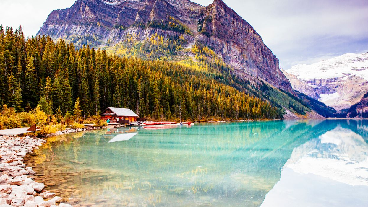 You Can Fly From Ontario To Alberta For Just $79 This Spring
