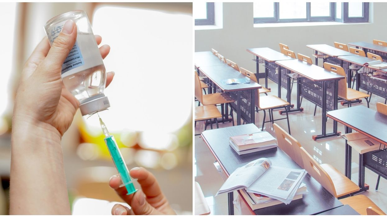 BC Health Minister Considers Following Ontario Model To Make Vaccines Mandatory For Students