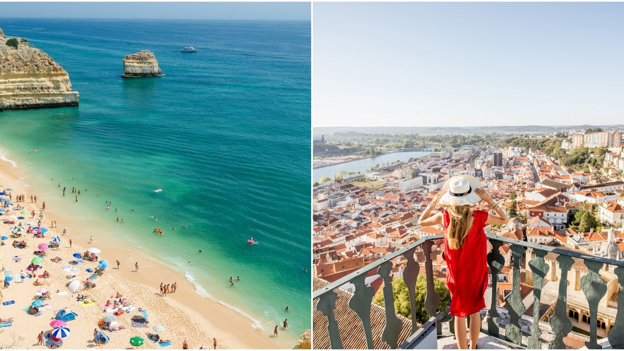 You Can Fly From Toronto To Portugal For Just $465 Round Trip This Spring