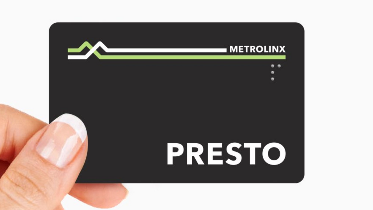 Toronto Commuters Are Buying Child Presto Cards To Avoid Paying Their Fare