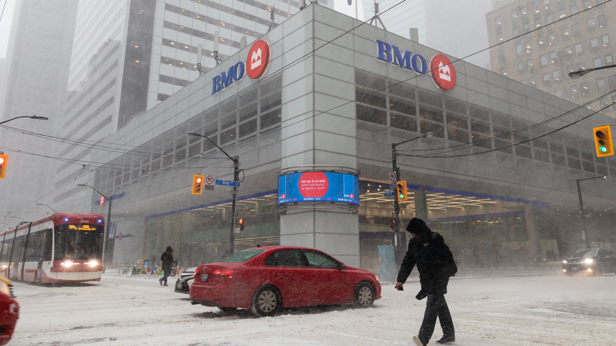 Toronto Will Get Up To 10 Cm Of Snow This Wednesday