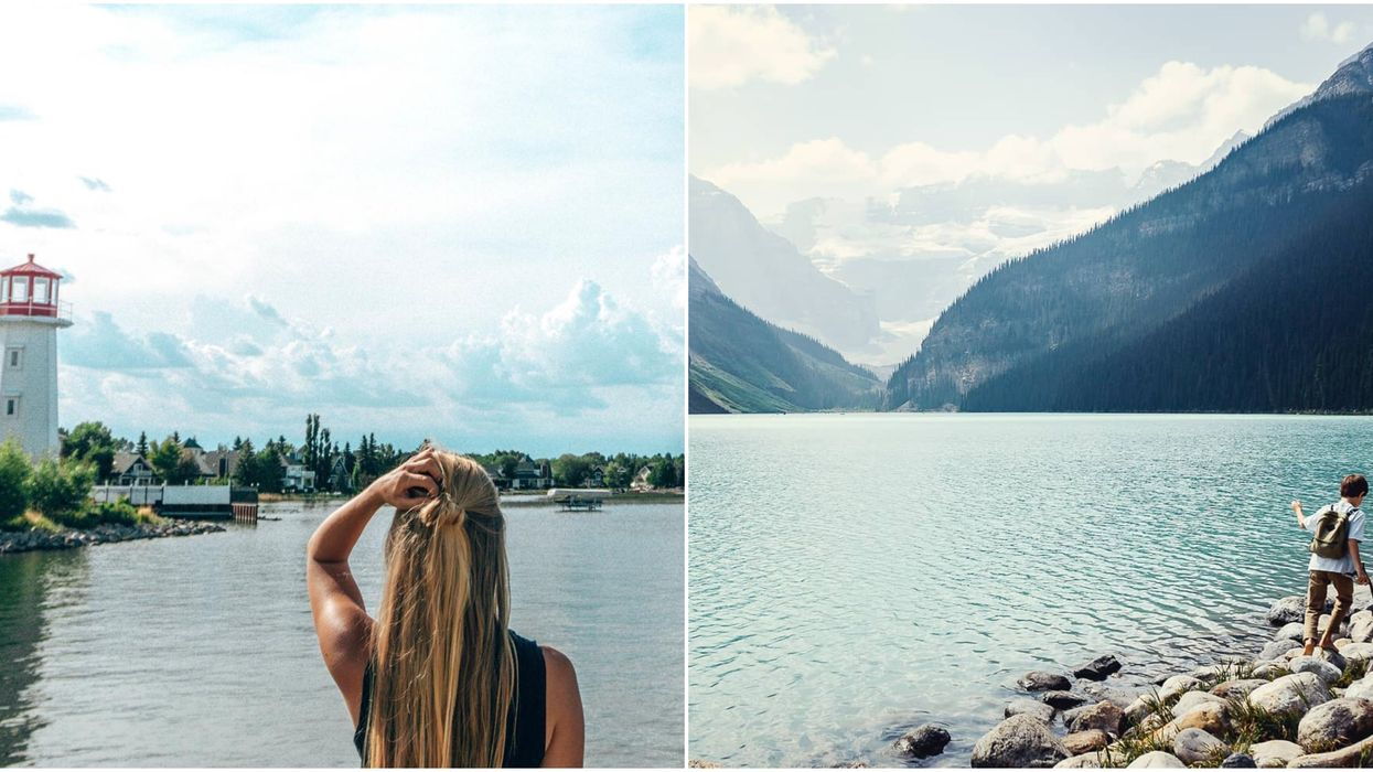 12 Cute Road Trip Ideas Near Calgary You Need To Go On With Your S/O This Spring