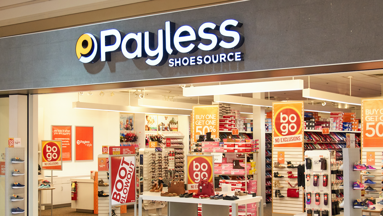 Payless Launches The Largest Liquidation Sale In Retail History Across Canada Today