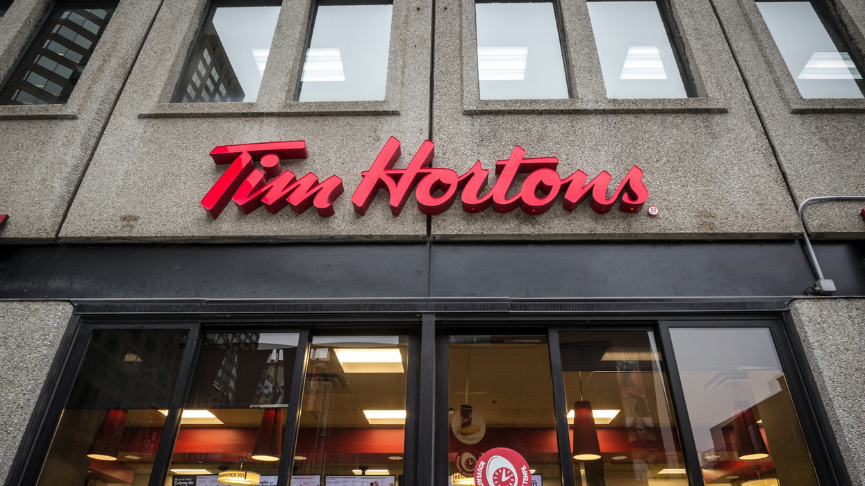 Tim Hortons Just Opened Its First Restaurant In China And The Menu Is Unrecognizable