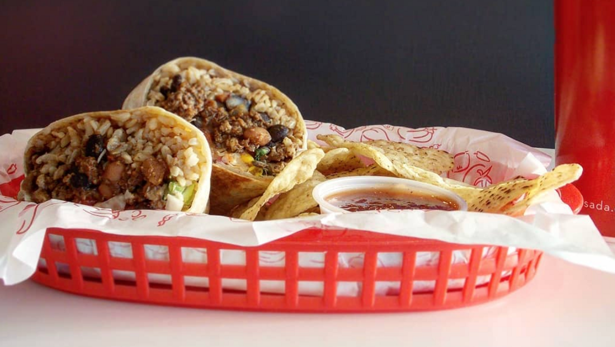 Canada's First Plant-Based Beyond Meat Burrito Is Now Available Across The Country