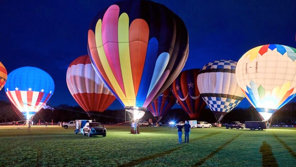 Austin's 2019 Hot Air Balloon Festival Is Going To Be Spectacular