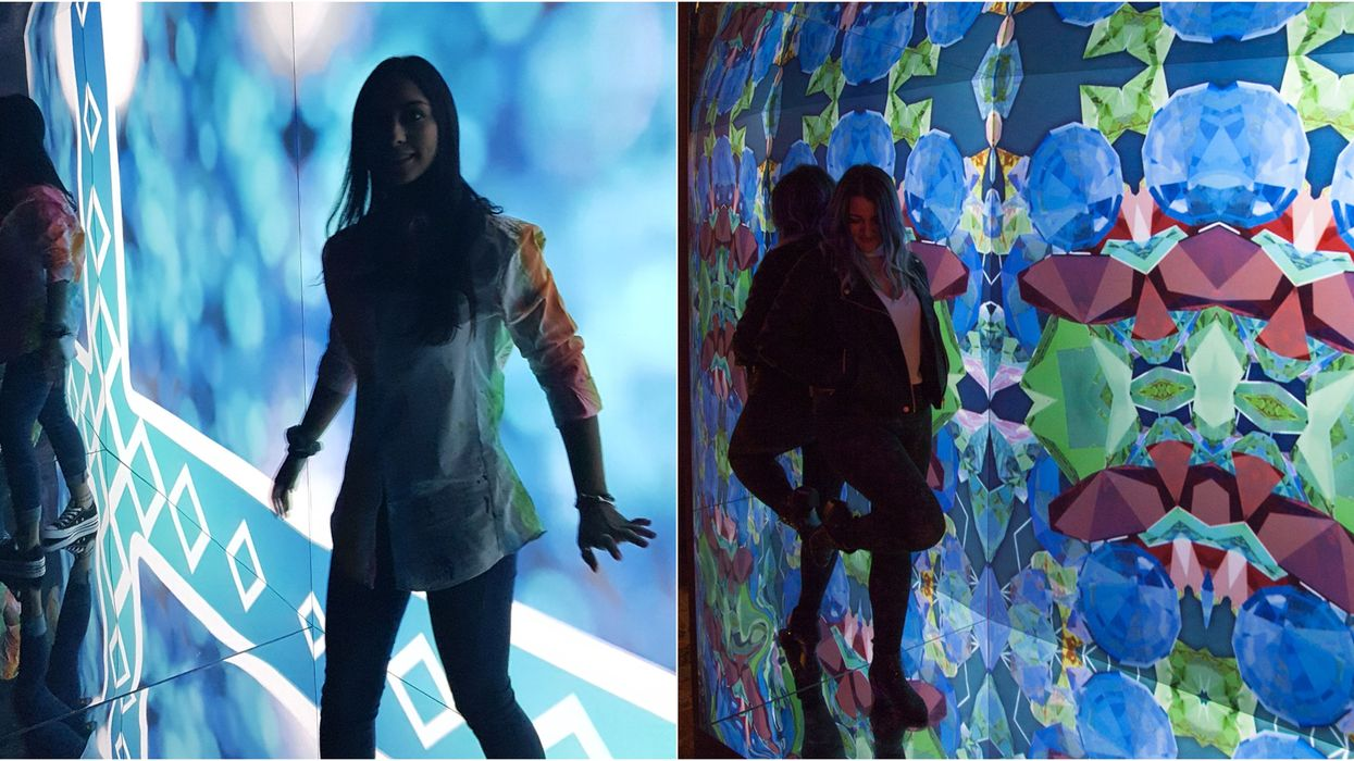Vancouver's Magical Free Light Festival Starts Next Month