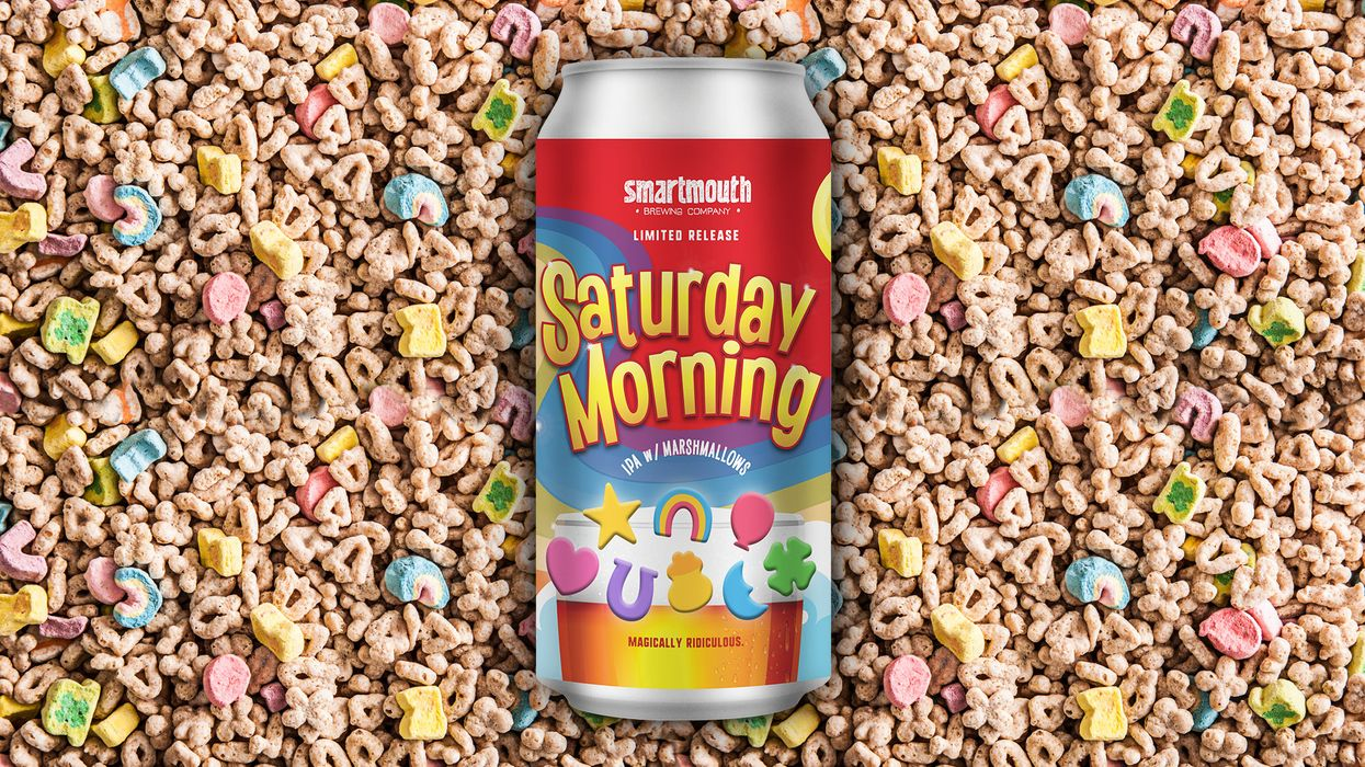 The New Lucky Charms Beer Is Worth The Road Trip To Virginia