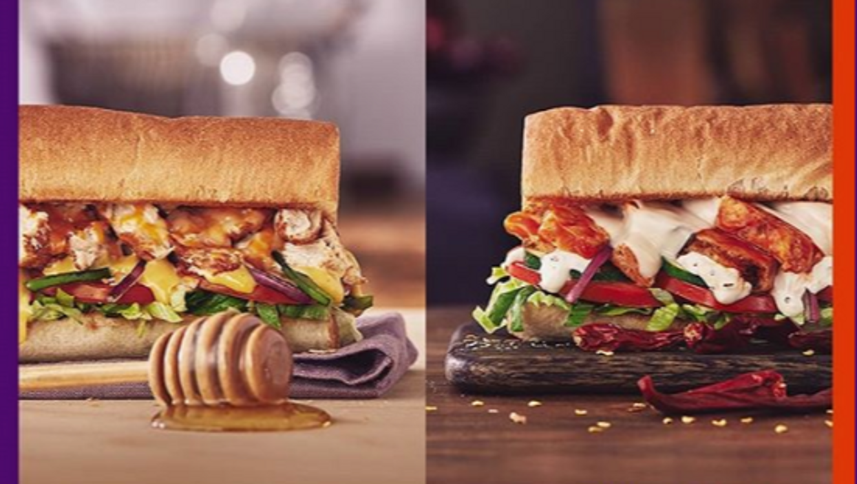 Subway Canada Has Just Added Two New Sandwiches To Their Menu