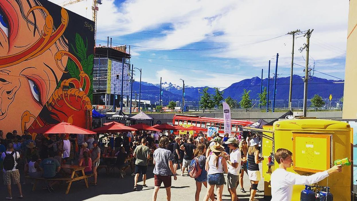 You Need To Go To This Massive Craft Beer Festival In Vancouver This Spring