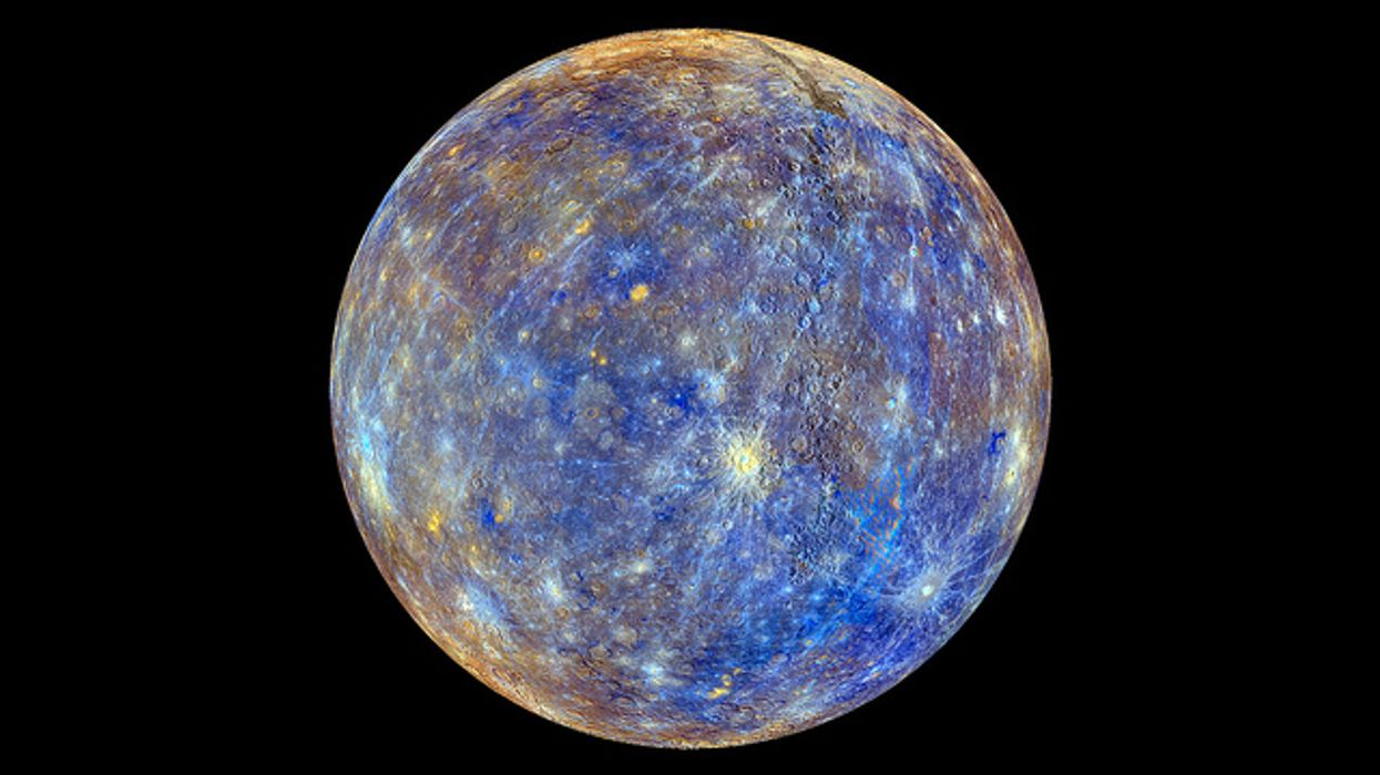 A Super Rare Sighting Of Mercury Will Be Visible Across Canada Tonight