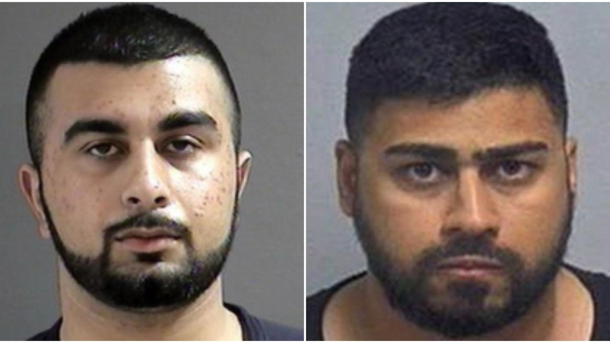 Two Men Wanted By Police On Canada-Wide Warrants For Conspiracy To Commit Murder