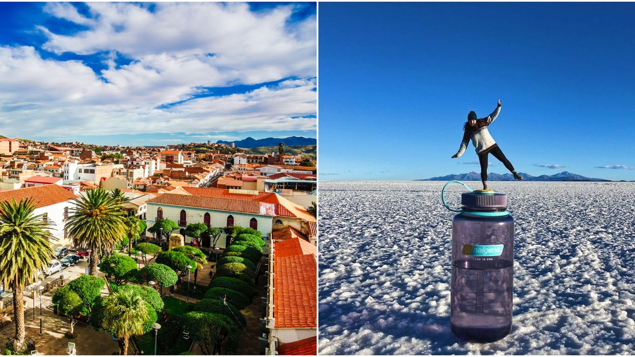 You Can Fly From Toronto To Bolivia For $585 Roundtrip This Spring
