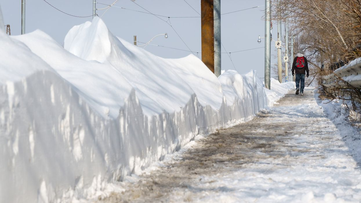 """Toronto Is Expected To Get Hit With 20 Cm Of """"Significant Snowfall"""" Tomorrow"""