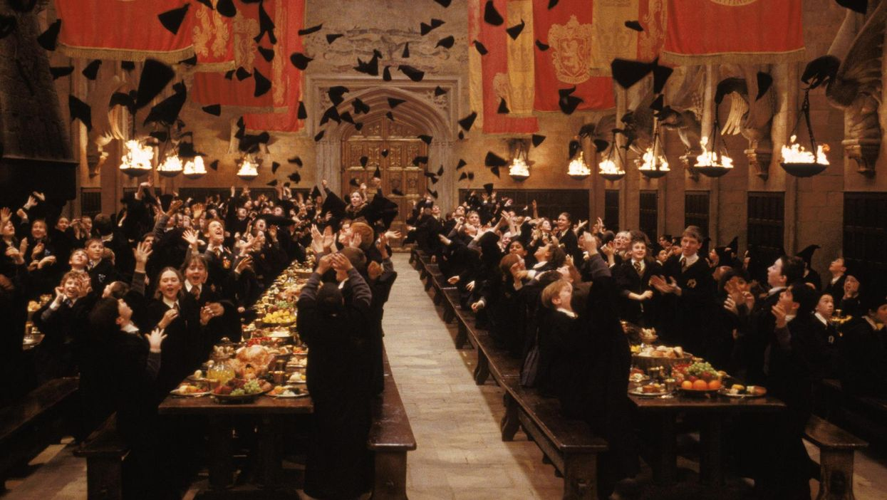 A Harry Potter Themed Brunch Restaurant Is Opening Up Near Toronto