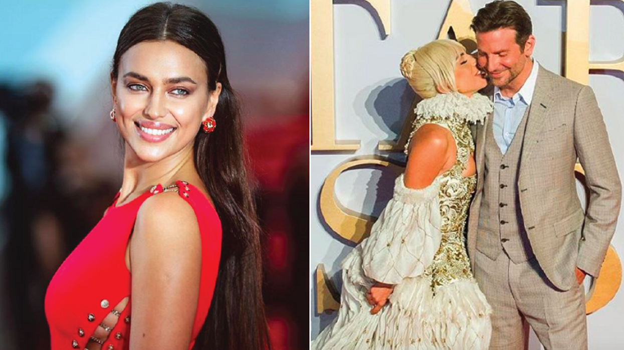 Fans Think Irina Shayk Unfollowed Lady Gaga On Instagram And We're All Freaking Out