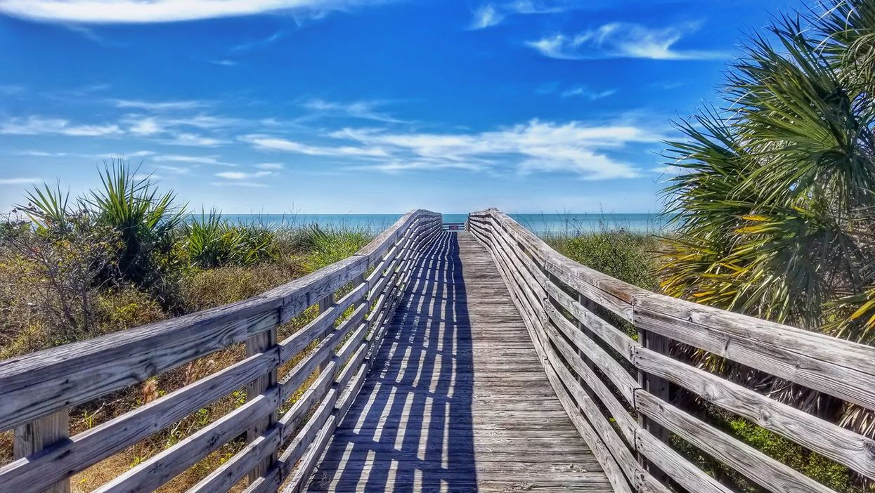 Several Florida Beaches Were Named In The United States Top 10 List (PHOTOS)