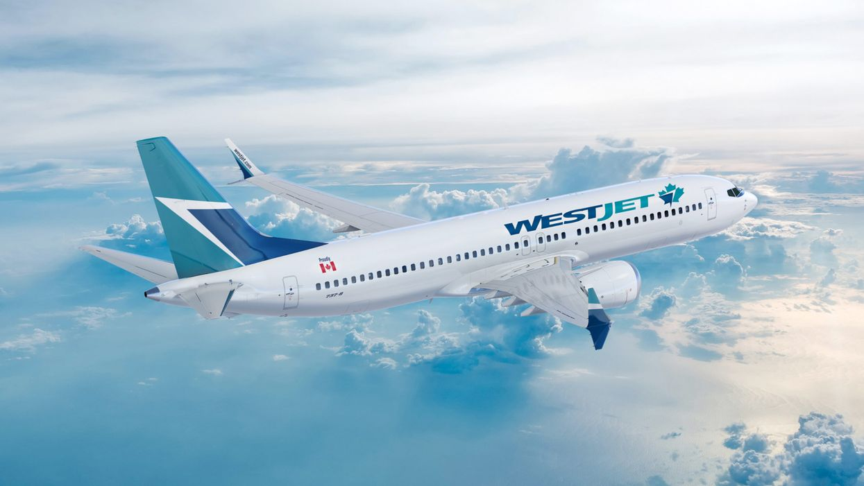 WestJet Is Having A Massive Flash Sale On Flights From Canada For Today Only