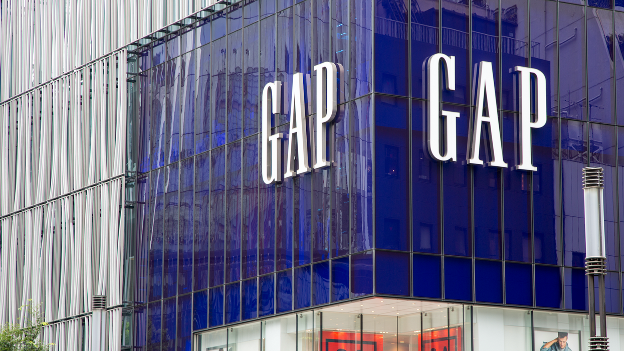 GAP Is Closing 230 Stores Over The Next Two Years In Response To Declining Sales