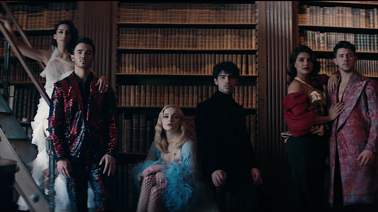 Les Jonas Brothers sont de retour avec leur nouveau vidéoclip