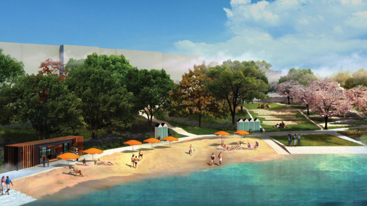 Une nouvelle plage va officiellement ouvrir cet été à Montréal et tu pourras t'y baigner