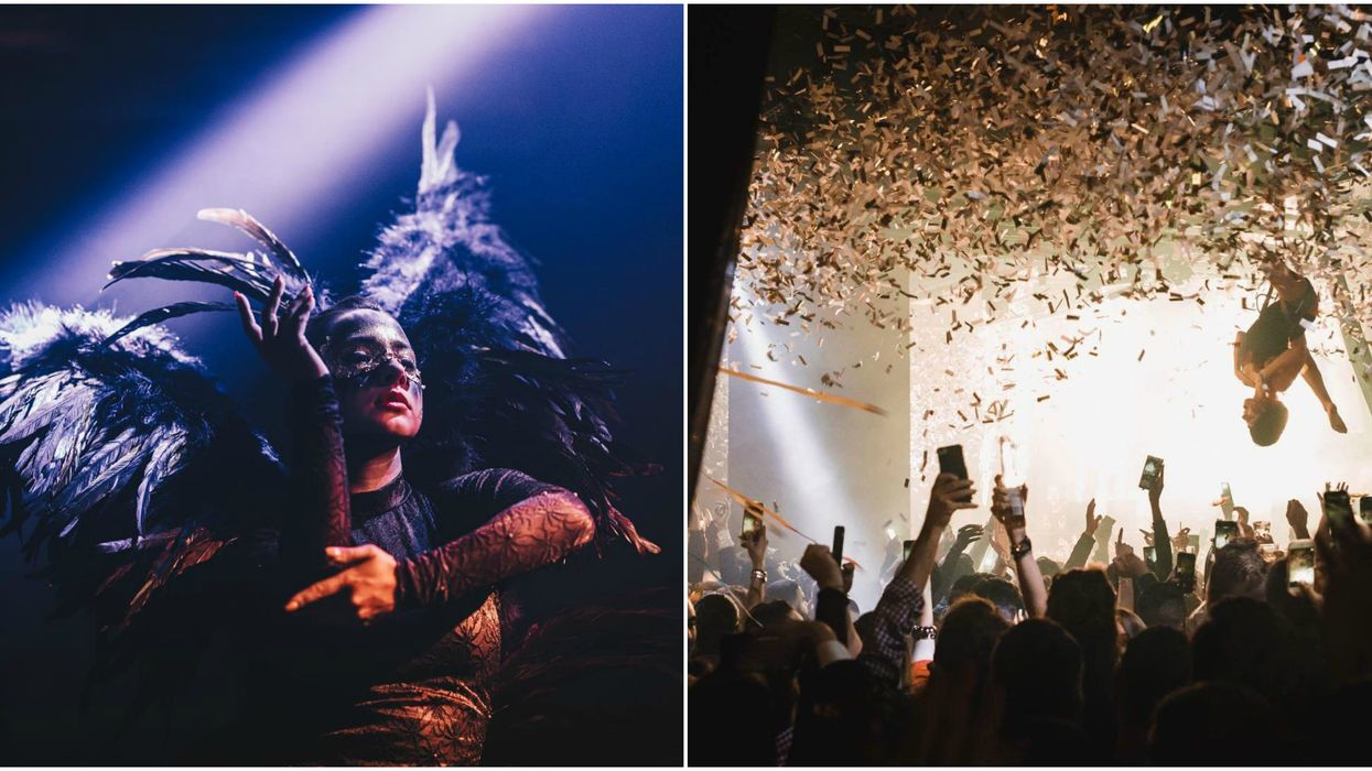 Un « bal masqué » complètement fou aura lieu dans ce populaire club de Montréal la semaine prochaine