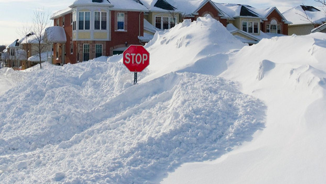 An Ontario City Just Won The Unofficial Award For The Worst Winter In All Of Canada This Year