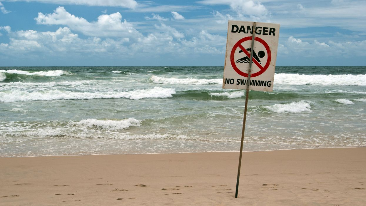 People Are Actually Getting Sick While Swimming In Florida Waters